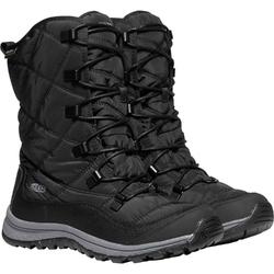 Śniegowce damskie keen terradora lace boot wp - czarny