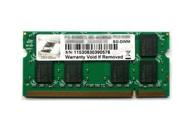 G.SKILL SODIMM DDR2 2GB 800MHz CL5