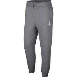 Spodnie dresowe air jordan fleece pant - 940172-091 - 091