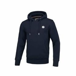 Bluza z kapturem Pit Bull West Coast Small Logo 19 Dark Navy - 129403590 - 129403590