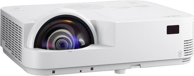 Projektor nec m333xs short-throw - szybka dostawa lub możliwość odbioru w 39 miastach