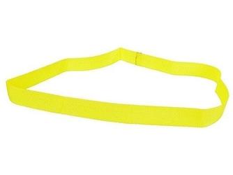 Szarfa gimnastyczna żółta