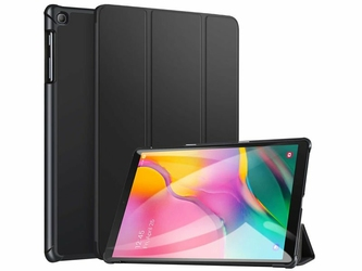 Etui Alogy Book Cover do Samsung Galaxy Tab A 10.1 2019 T510T515 Czarne - Czarny