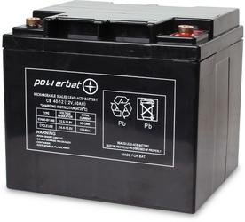 Akumulator powerbat agm 40ah - szybka dostawa lub możliwość odbioru w 39 miastach