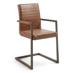 Krzesło type 52x57 kolor brązowy