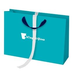 Duża elegancka torba prezentowa – wyjątkowe opakowanie na twój podarunek dla najbliższej osoby na każdą okazję