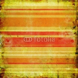 Board z aluminiowym obramowaniem rocznika pomarańczowym tle