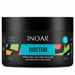 Inoar Doctor reconstrucao, maska rekonstrukcyjna do włosów 250g