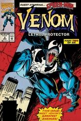Venom Comic - plakat filmowy