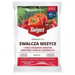 Mospilan 20 sp – zwalcza szkodniki roślin – 10 g target