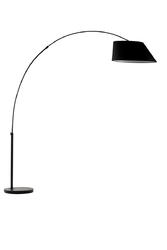 Zuiver floor lamp arc czarna 5000855