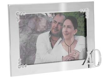 Ramka zdjęcie 10x15 prezent 40 rocznica urodziny grawer