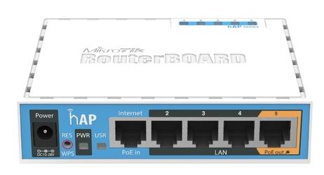 Router mikrotik hap rb951ui-2nd mtrb951ui2nd - szybka dostawa lub możliwość odbioru w 39 miastach