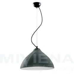 Urban lampa wisząca d390 ciemny szary