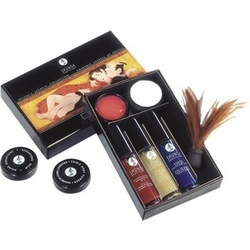 Sekrety gejszy - zestaw erotycznych olejków shunga geishas secrets collection