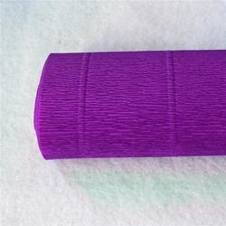 Krepina włoska - fioletowy ciemny - FIOCIE