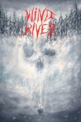 Wind river - plakat premium wymiar do wyboru: 40x50 cm