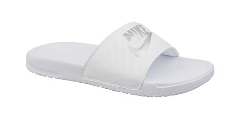 Nike wmns benassi jdi  343881-102 40.5 biały