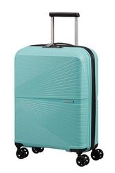 Walizka kabinowa american tourister airconic 55 cm błękitna - niebieski