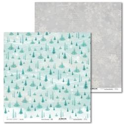 Papier świąteczny arctic sweeties 30x30 cm - 05 - 05