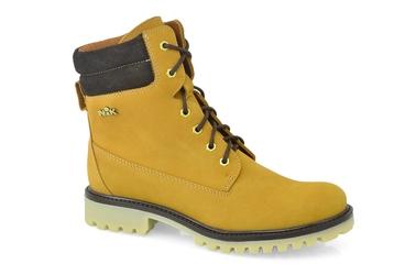Trzewiki nik 08-0344-004 żółty