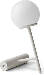 Lampa stołowa LED Phare jasnoszara