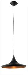 Metalowa lampa sufitowa bet shade wide