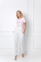 Piżama damska aruelle trixie long