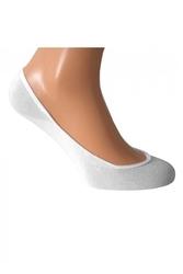 Stopki damskie balerine biały sesto senso