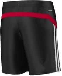 Spodenki młodzieżowe adidas parso13 sho wby z25782 czarne