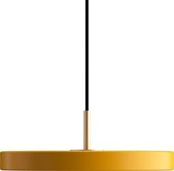 Lampa asteria mini żółta