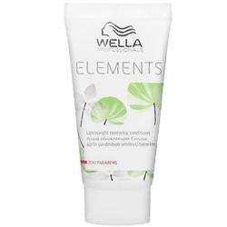 Wella elements odżywka odbudowująca do włosów bez siarczanów 30ml