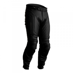 Rst spodnie skórzane  axis ce blackblack