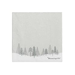 Serwetki papierowe noel grey bloomingville