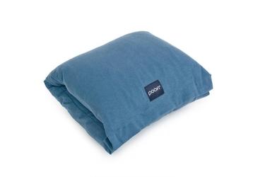 Poofi poduszka do karmienia na rękę - kolor denimowy