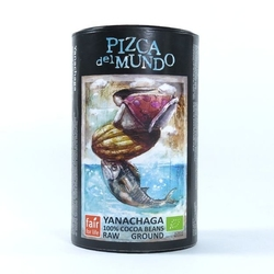 Pizca del mundo   yanachaga 100 surowe mielone kakao 125g   organic - fair trade