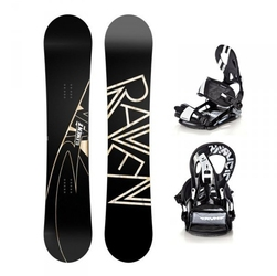 Zestaw raven element 2019 + raven s250 black