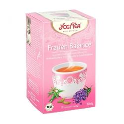 Yogi tea frauen balance herbata w saszetkach