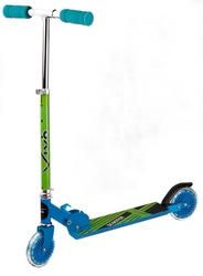 Hulajnoga vivo 120mm sg-102 niebiesko-zielona