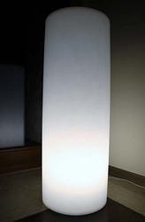 Podświetlany walec tubus 89 cm led