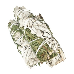 Biała szałwia  cedr pęk mały