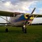 Lot widokowy samolotem - rybnik - 20 minut 1-3os