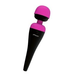 Masażer ładowany z silnym akumulatorem - palmpower recharge wand massager
