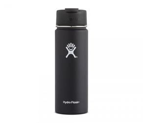kubek termiczny hydro flask 591 ml coffee wide mouth czarny