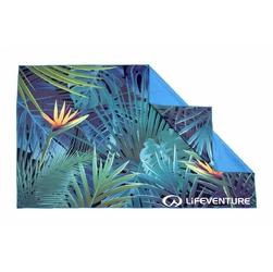Ręcznik szybkoschnący soft fibre lifeventure - tropical 150x90 cm
