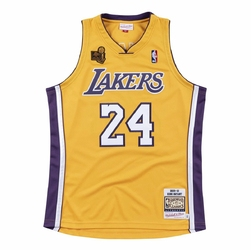 Koszullka Mitchell  Ness NBA Kobe Bryant Los Angeles Lakers Authentic