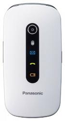 Panasonic Telefon dla seniora KX-TU466 biały