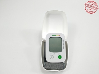 Ciśnieniomierz nadgarstkowy medisana bw 335