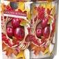 Bispol, sn72s, świeca zapachowa w szkle, złota jesień, 1 sztuka