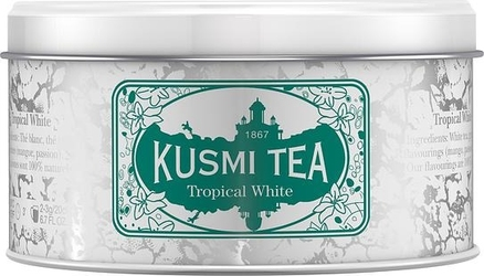 Herbata tropical white puszka 125 g